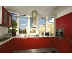 Beautiful and Healthy Kitchen with Aperture the Window Kitchen