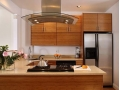 Bamboo Kitchen Cabinets for Natural Feel in your Kitchen