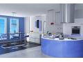 Blue Kitchen Can Make You Slim