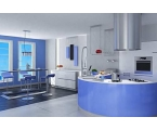 Blue Kitchen Can Make You Slim