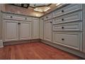 Glazing Kitchen Cabinets Making Cabinet Look Like Brand New