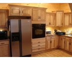 Hickory Kitchen Cabinets for a Unique Kitchen