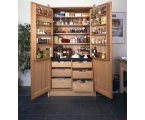Kitchen Pantry Cabinets Make it Easy to Store