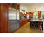 Shaker Style Kitchen Cabinets Best Applied in Renovation
