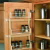 Spice Racks For Kitchen Cabinets to Save Space in The Kitchen
