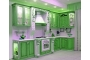 Green Kitchen Cabinets: Painting Your Own Cabinets