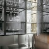 Glass Kitchen Cabinets: a Smart Planning for Kitchen