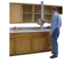 How to Install Kitchen Cabinets by Yourself