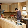 Installing Kitchen Cabinets; Installing and Saving is Possible