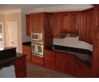 Oak Kitchen Cabinets with Great Impression and Image of Oak Wood