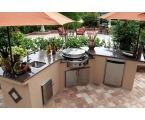Outdoor Kitchen Cabinets: the Right Cabinet's Material for Outdoor Exposure