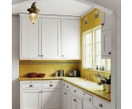 Small Kitchen Cabinets: Color and Model as Important Detail for Your Small Cabinet