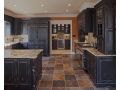 Black Distressed Kitchen Cabinets You Can Make at Home
