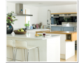 Dover White Kitchen Cabinets for a Different Look in Kitchen