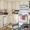 Unique Light Kitchen Cabinet Painting Ideas