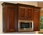 Kitchen Cabinets with Crown Molding Easy Installation