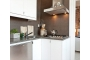 Kitchen Cabinets for Small Apartments for Spacious Impression