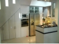 Under Stairs Kitchen Cabinets that Look Amazing