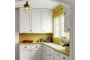 Kitchen Cabinets for Small Space in Log Homes Solutions
