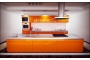 Modern Colors Kitchen Cabinets in Passion