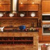 Backsplash Ideas with Oak Cabinets and the Three Cool Opts