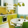 Green and Yellow Kitchen Ideas for Perfect Illumination