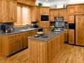 The Affordable Beauty of Pine Wood Kitchen Cabinets