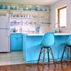 Turquoise Kitchen Cabinets and How to Make Perfect Interior