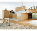 Kitchen Remodeling Ideas and Floors Decoration for Two