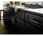 The Kitchen Cabinet Handles Detail for the Room