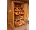 Easy and Simple Ideas of Kitchen Pantry Cabinets Freestanding
