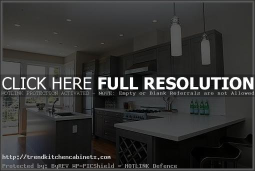 Dark Grey Kitchen Cabinets Wall Colour Grey Kitchen Cabinets and Cheerful Kitchens