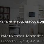 White Grey Kitchen Cabinets 150x150 Grey Kitchen Cabinets and Cheerful Kitchens