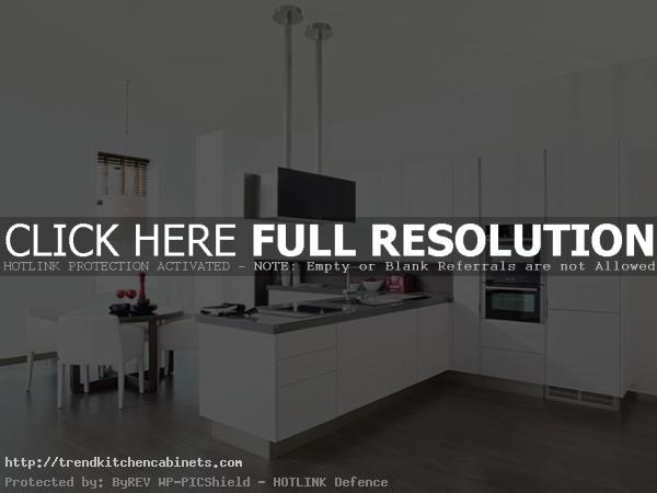 2014 Modern White Minimalist Kitchen Cabinets Designs Ideas Minimalist Kitchen Cabinets Painted With Chalk