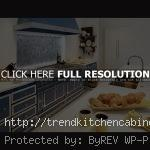New Design For Kitchen Cabinets With Navy Blue Paint 150x150 New Designs for Kitchen Cabinets to Refresh Your Kitchen